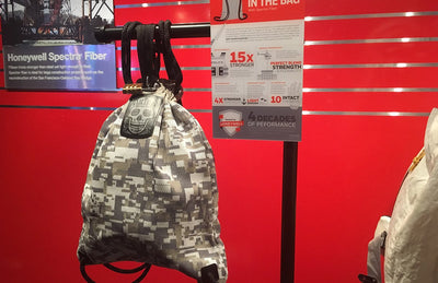 Flak Sack Coalition Gets Inducted into Honeywell's Technology Museum