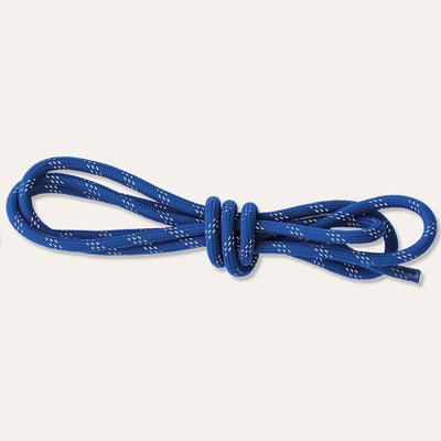 blue reflective cut resistant drawstring ropes by Loctote