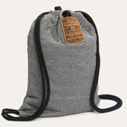 Flak Sack is the original theft resistant drawstring backpack. The most secure bag ever.