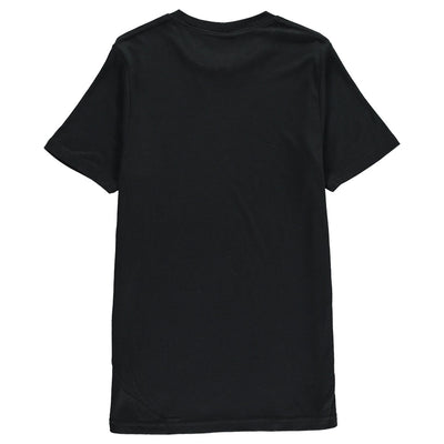 Organic Cotton and Bamboo T-Shirt Black