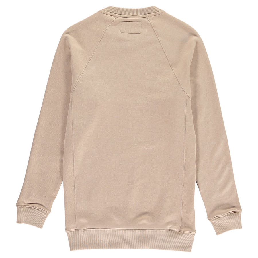 Organic Cotton and Recycled Polyester Desert Sweater SS