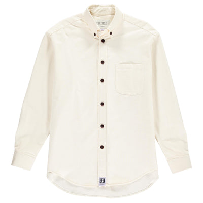 Brushed Organic Cotton Shirt