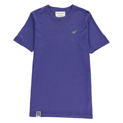 Organic Cotton & Bamboo plain t-shirt bud lyme terrace london