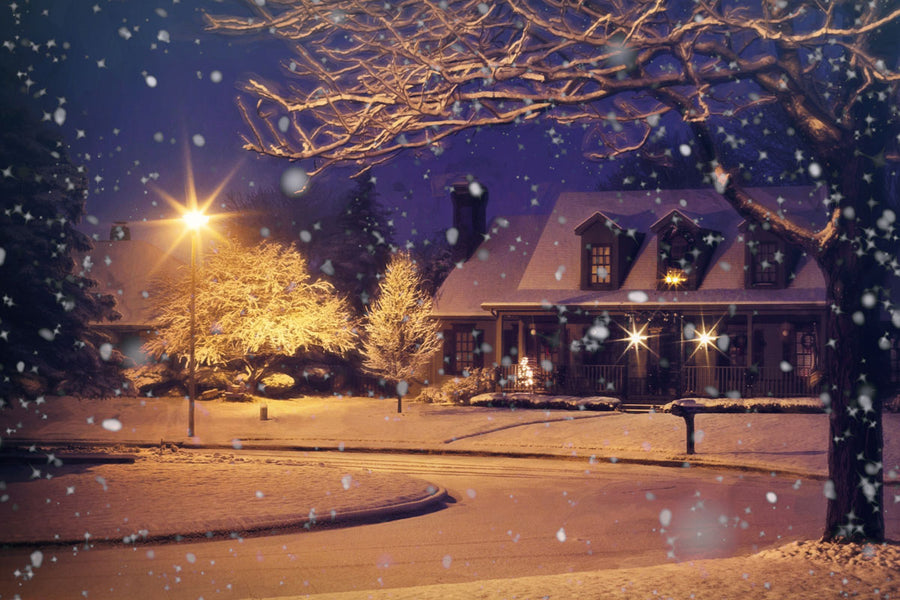 Winter Home and Family Safety Tips