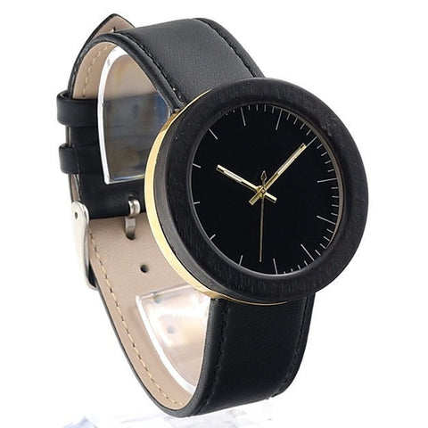 Watch // Gold Emily - Woodzystore
