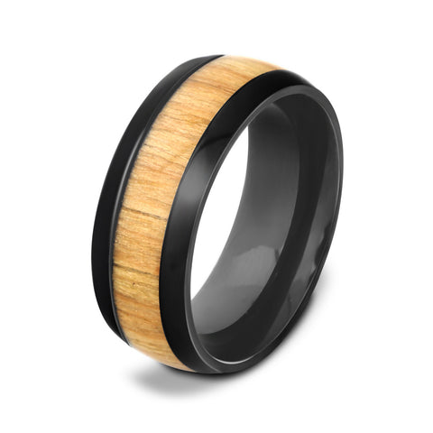 Wooden Ring // Fujin