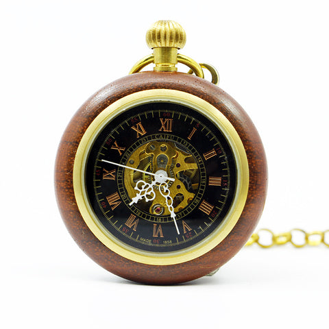 Pocket Watch // Raijin - Woodzystore
