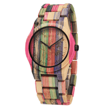 Women's Handcrafted 100% Natural Wooden Watch // Busby - Woodzystore
