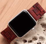 Redwood Strap // iWatch - Woodzystore