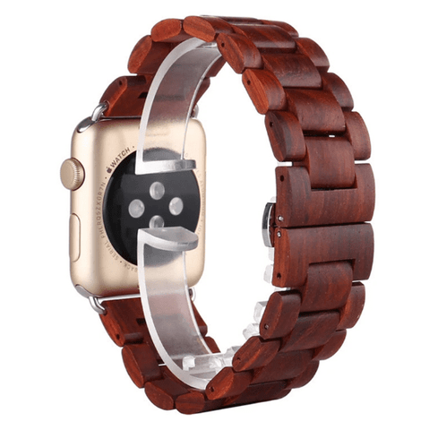 Redwood Strap // iWatch - Woodzy