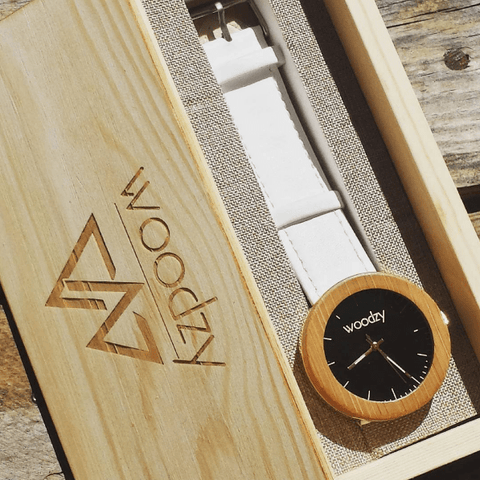 Accessory // Watch Box No.4 - Woodzystore