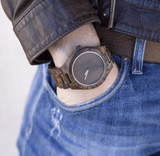 Men's Handcrafted 100% Natural Wooden Watch // Umon - Woodzystore