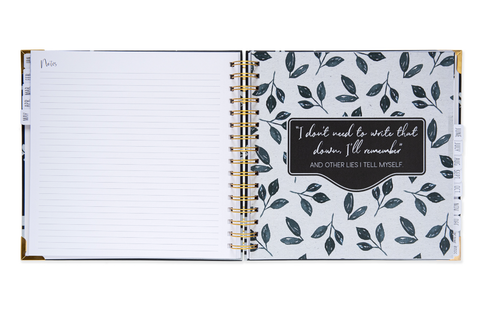 2021 Spaces Planner - Farmhouse
