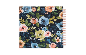 2021 Spaces Planner - Nightfall Floral