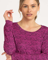 Betty Basics Hawthorn Top