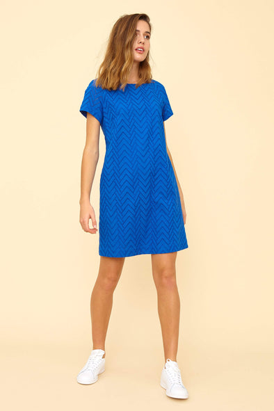 Emily and Fin Lina Broderie Anglaise Shift Dress