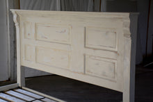 Door Slab Headboard