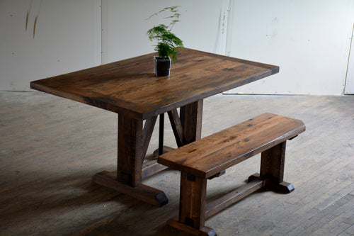 Little Truss Dining Table