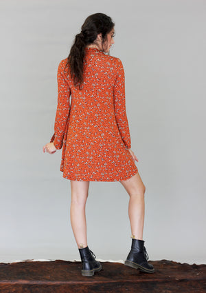 Robe floral, KIMBERLY