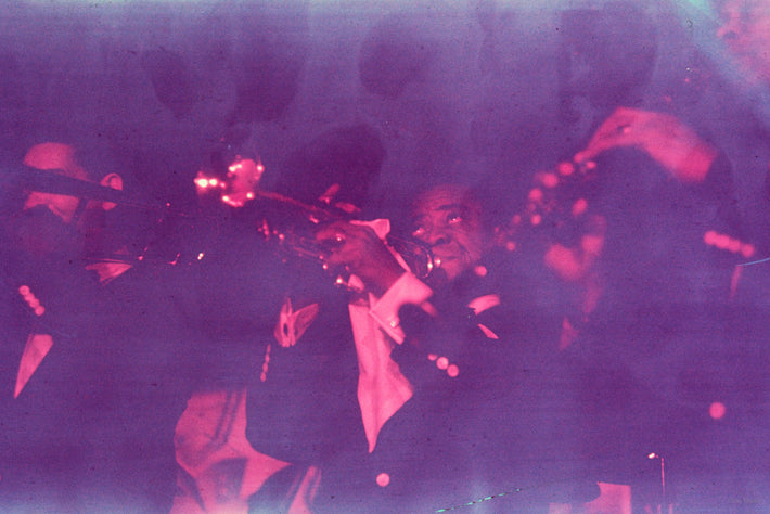 Louie Armstrong 4, NYC