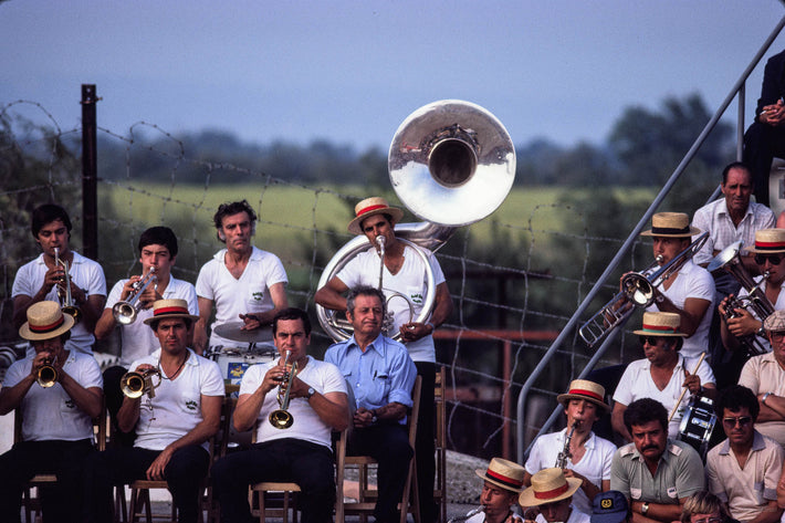 Brass Band, Arles