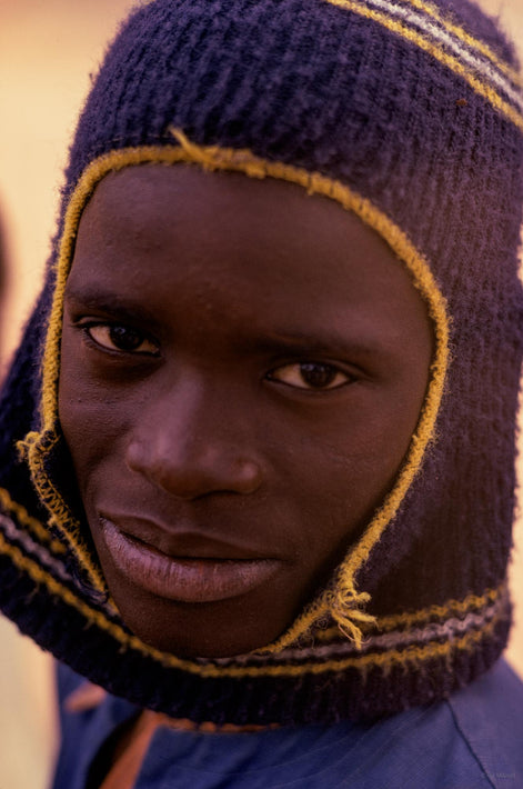 Boy with Blue Hat, Senegal