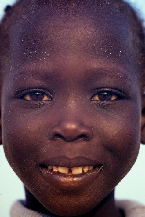 Head, Smiling Boy, Senegal