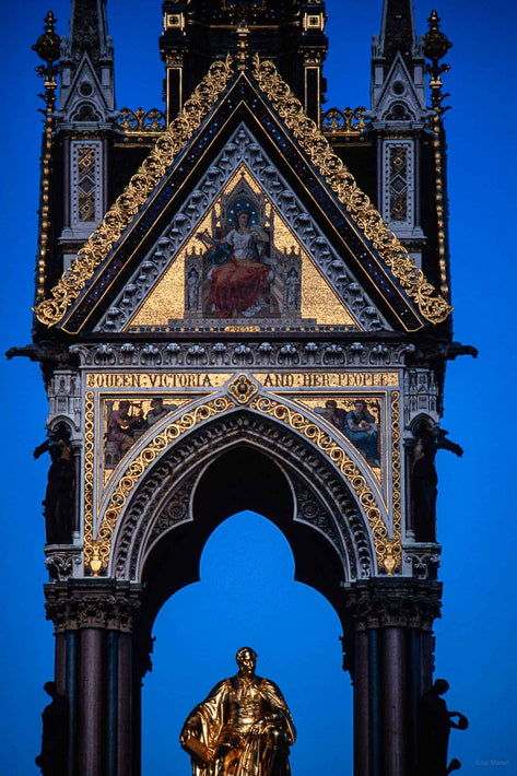 Victoria and Albert Memorial, London