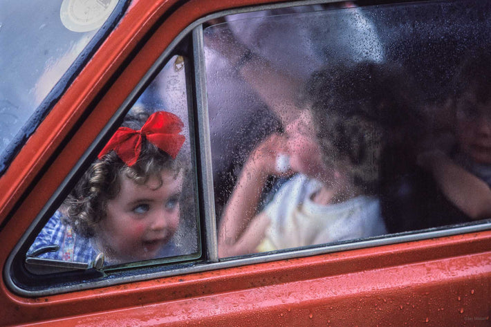 Child in Car #1, Ireland