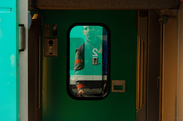 Trainman, Paris
