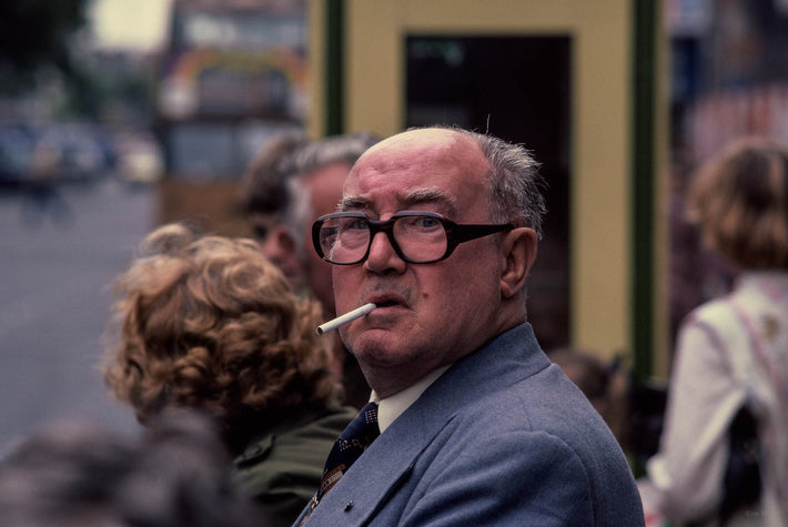 Man with Cigarette, Ireland