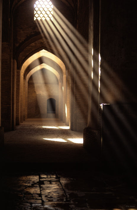 Rays of Light, Iran