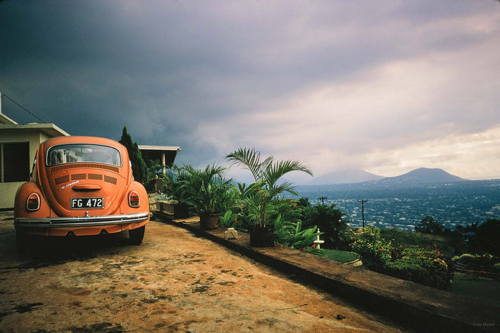 Orange VW, Jamaica