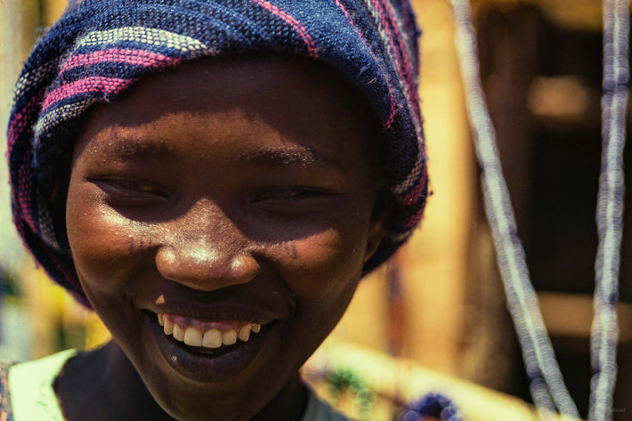 Smiling Face, Kenya