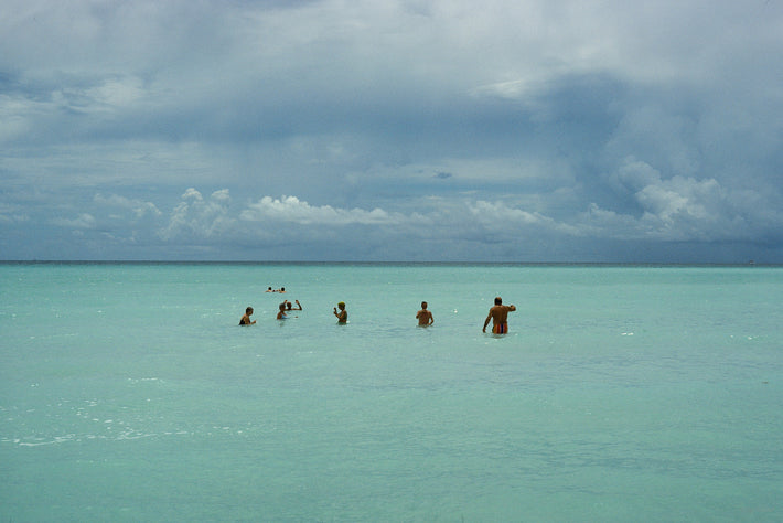People Swimming, Florida