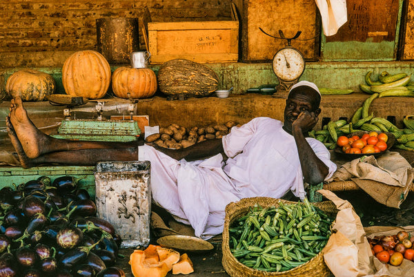 Vegetable Man, Khartoum