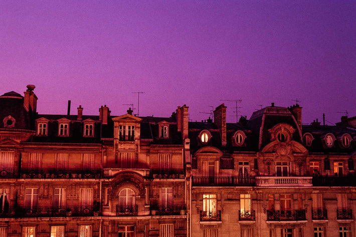 Residential Building from Hotel Lutetia, Paris