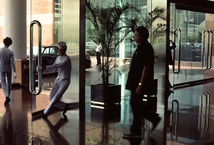 Doorman, The Regent Hotel, Hong Kong