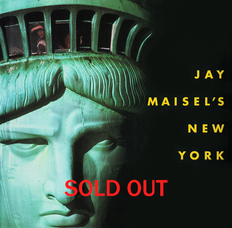 Jay Maisel's New York (Signed and Dated by Jay Maisel)