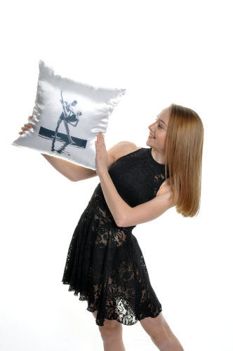 Silk Feel Cushion Cover