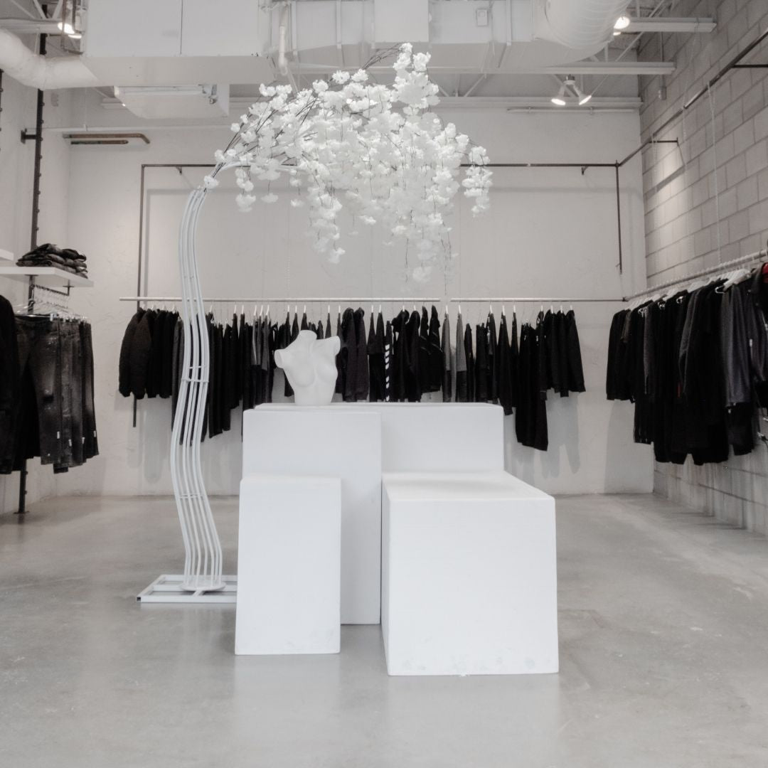 8LACK OFFICIAL | All black clothes | Best Shopping Montreal