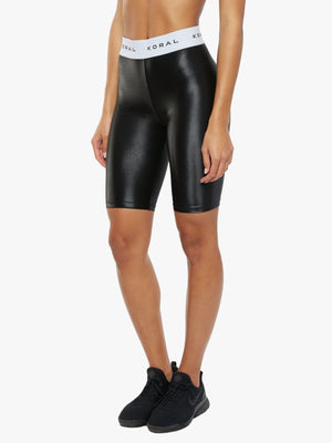 Streamline HR Infinity Biker Shorts by KORAL