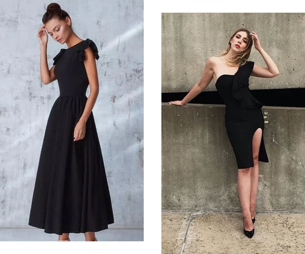 8LACK | Where to buy all black clothes