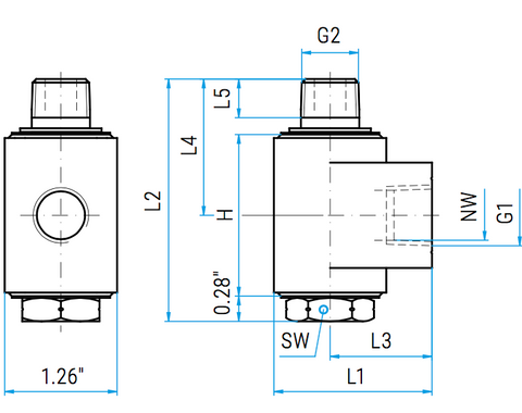 Mosmatic Ceiling Boom Z Series Main Diagram