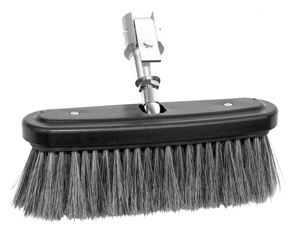 "Mosmatic brush head complete 2.4"" hogs hair with snap lock feature 29.006"