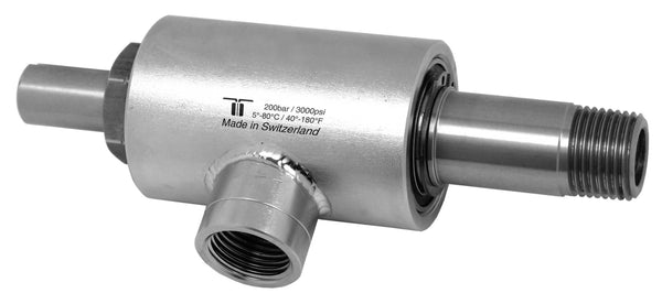 "Mosmatic rotary unions WDRS swivel with motor connection G1 1/2""NPTF G2 1/2""NPTM SW 1.06 41.920"