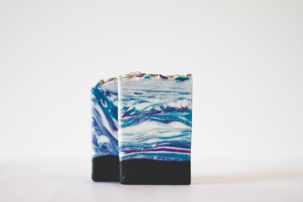 Frosted Valley Soap