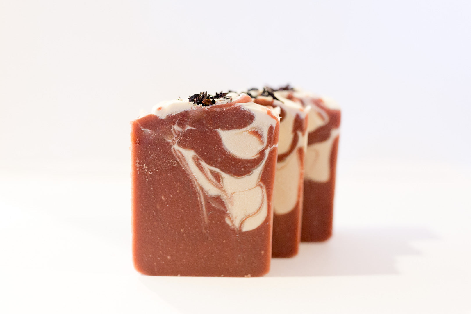 Hibiscus Tea Soap