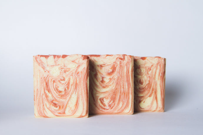 Spiced Cranberry Soap