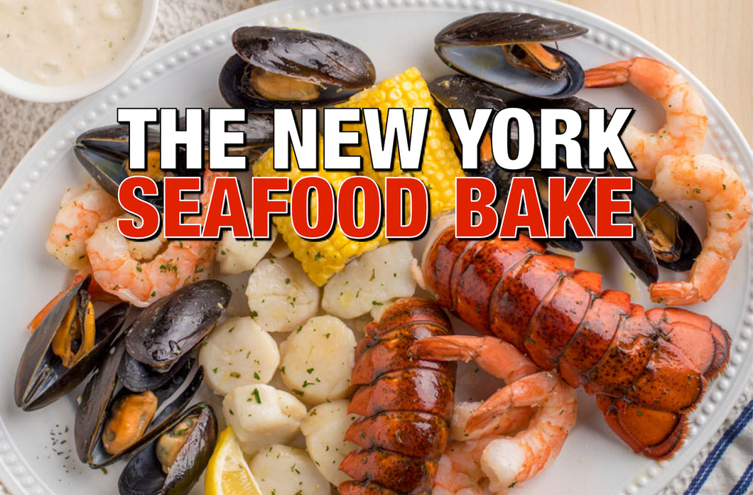 The New York Seafood Bake